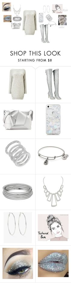 """Shinning Star"" by hannah-013 ❤ liked on Polyvore featuring Miss Selfridge, Acne Studios, Skinnydip and Cole Haan"