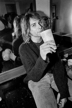 Kurt Cobain, Seattle, 1991, Charles Peterson