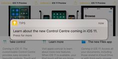 Apple promoting iOS 11 features to iOS 10 users ahead of September iPhone event  9to5mac.com