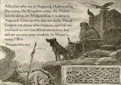 The Norse Prayer <3