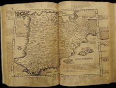 La lectura de libros tiene propiedades mágicas para el ser humano, según algunos bibliófilos. La lectura de la Geografía de Claudio Ptolomeo impresa por el alemán Johann Grüninger