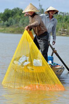 Fishermen ~ Hoi An Vietnam