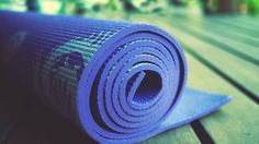 Most of us just assume that we need a mat to practice yoga.  But do we really need one, and could relying on this common yoga prop be hindering the development of our practice?