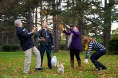 Fall Family Photo Ideas