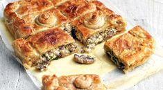 Spanakopita, Greek Recipes, Quiche, French Toast, Breakfast, Ethnic Recipes, Food, Morning Coffee, Essen