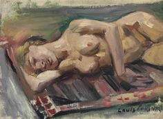 View Weiblicher Halbakt By Lovis Corinth; oil on canvas; Access more artwork lots and estimated & realized auction prices on MutualArt. Sexy Painting, Figure Painting, Figure Drawing, Female Body Paintings, Female Art, Fantasy Art Women, Dark Fantasy Art, Portrait Cartoon, Oil Painting Reproductions