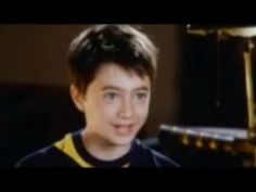 Watch Radcliffe nail his 'Harry Potter' audition - YouTube