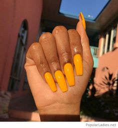 In look for some nail designs and ideas for your nails? Here is our list of 11 must-try coffin acrylic nails for fashionable women. Gorgeous Nails, Love Nails, How To Do Nails, Pretty Nails, My Nails, Nails On Fleek, Cute Acrylic Nails, Acrylic Nail Designs, Nail Art Designs