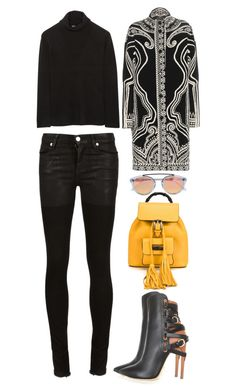 """Untitled #3190"" by fashionhypedaily ❤ liked on Polyvore featuring The Row, Etro, Westward Leaning, Gucci, Alyx, women's clothing, women, female, woman and misses"