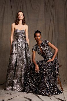 Zuhair Murad Pre-Fall 2020 Fashion Show - Zuhair Murad Pre-Fall 2020 Collection – Vogue - Fashion Week, Fashion 2020, Look Fashion, Runway Fashion, Fashion Show, Fashion Design, Fall Fashion, Fashion Trends, Gala Dresses