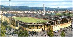 Stadio A. Franchi, Firenze   Arch. Pier Luigi Nervi