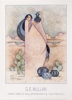 Native American Paintings, Native American Artists, Graphic Design Illustration, Illustration Art, Iranian Art, Modern Art Paintings, Southwest Art, Mexican Art, Illustrations