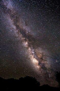 Texas Milky Way