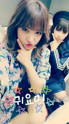 APink NamJoo and ChoRong