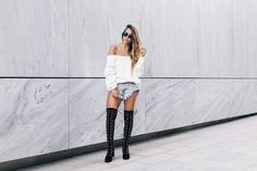 HOW TO STYLE KNEE HIGH'S