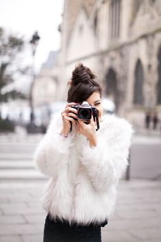 casaco de pelo tumblr - Pesquisa Google