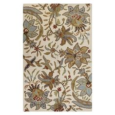 I pinned this Charles Rug from the Elegant Eclectics event at Joss and Main!