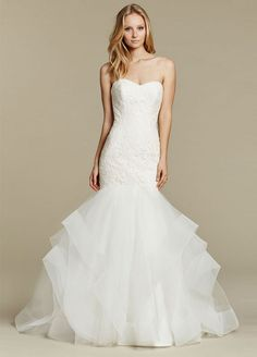 Blush By Hayley Paige Dress 1603 | Blush Bridal