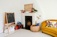 Michael and Courtney Adamo's family home in London/Babyccino Kids