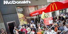 Fast-food giants save money by paying their typical workers very little, but they also save money by paying their CEOs millions, thanks to a quirk of the tax code. In both cases, American taxpayers cover the cost.