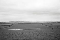 Daylesford by Robert Wyatt Robert Wyatt, Daylesford, Fields, Corner, Country Roads, Magazine, Island, Beach, Water