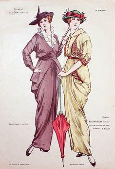 May 1914 Journal des Demoiselles