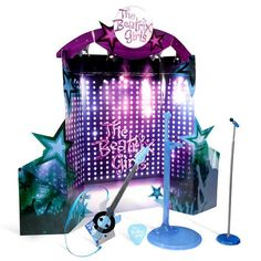 Dress-Up Toy Vanities - The Beatrix Girls Lark Musical Play Pack ** Details can be found by clicking on the image.
