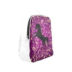 Unicorn Star Silhouette Backpack