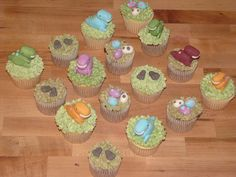 Fino cup cakes