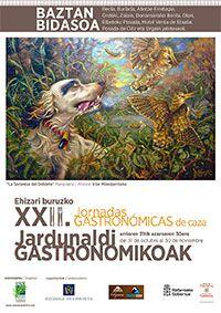 XXII Jornadas Gastronómicas de la Caza, Baztán-Bidasoa