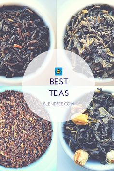 What are the best teas? BlendBee teas are all natural, handcrafted loose leaf teas. Check out what makes our teas the best!