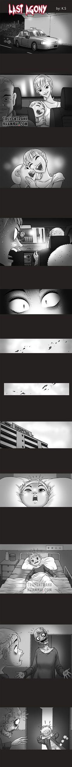 Silent Horror chap 196: Last agony - nỗi đau cuối cùng