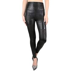"""$9.99 - $16.99 jntworld, Womens Stretchy Faux Leather Leggings Pants, Sexy Black High Waisted Tights Please buy the leggings from us : JNTworld. Our clothes are with trademark tag """"JNTworld"""" for Quality Gurantee. We wont carry any responsibilities for order that purchased from other seller as they are infringed our trademark copyright.  S : Waist 23""""-25"""", Hips 31""""-33"""", Full Length 41""""-43"""",M : Waist... #womanfashion,#womanfashions,#woman,#fashionhub, #fashionlover, #fashionlife… Petite Leggings, Leggings Are Not Pants, Faux Leather Leggings, Leather Pants, Fashion Hub, Womens Fashion, High Waisted Tights, Snake Patterns, Sexy"""