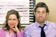 My relationship is quite similar to Jim and Pam's. And I'm so happy about that.