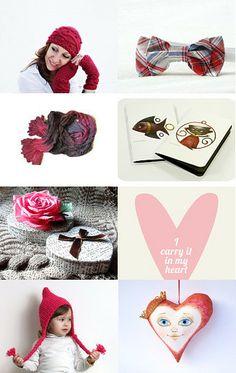 ♥ For my Valentine ♥ by Tetiana Otruta on Etsy--Pinned with TreasuryPin.com