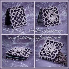 Follow this blog by e-mail (right upper corner), so you won't miss any new tutorials or patterns.  Follow me on Facebook  or Twitter,  fo...
