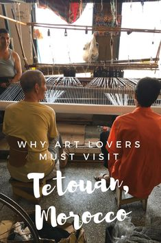 Tetouan, Morocco is for Art Lovers - MarocMama Travel Tips, Travel Destinations, Travel Ideas, Visit Marrakech, Christian Films, Train Service, Morocco Travel, Adventure Is Out There, Lovers Art
