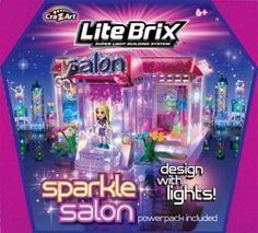 Lite Brix Sunset Island Mall - CRA-Z-ART - Toys\
