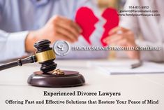 Experienced Divorce lawyers Offering Fast and Effective Solutions that Restore Your Peace of Mind