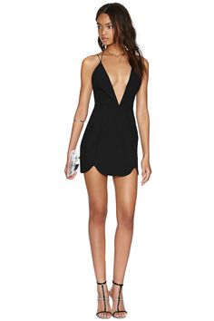 Nasty Gal String Me Along Dress | Shop Dresses at Nasty Gal
