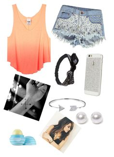 """Untitled #2"" by tyler-elizabeth on Polyvore featuring Boohoo, Wet Seal, CO, Bling Jewelry, Nouv-Elle and Eos"