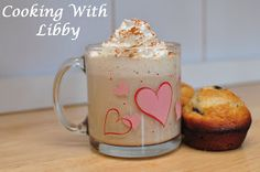 Cooking With Libby: CrockPot Pumpkin Spice Latte's