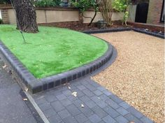 block paving & gravel driveway - Google Search