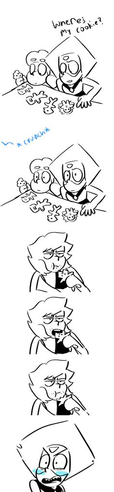 remember when everyone thought post-redemption Lapis was gonna be the cinnamon roll and Peridot was gonna be the little shit