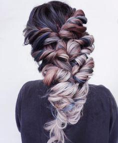 いいね!3,066件、コメント12件 ― FUCK BAD HAIRさん(@evalam_)のInstagramアカウント: 「Candy YumYum! Collab with @lo.reeeann」