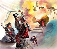 La pólvora, una de las invenciones humanas que más vidas ha tomado, fue inventada en China en torno al año 850 por alquimistas que buscaban el elixir de la eterna juventud.