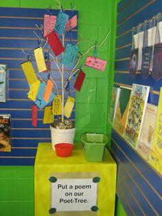 Poet-Tree: Celebrate