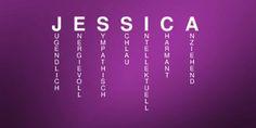 Bedeutung des Vornamens JESSICA