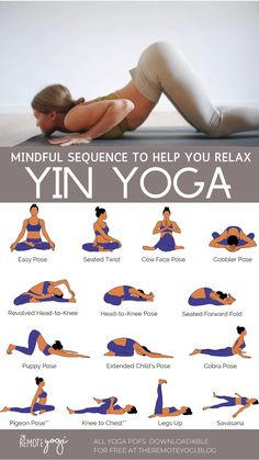 Mindful Sequence to Help You Relax