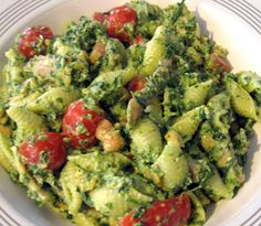 Simply Satisfying: Chicken Pesto Pasta Salad